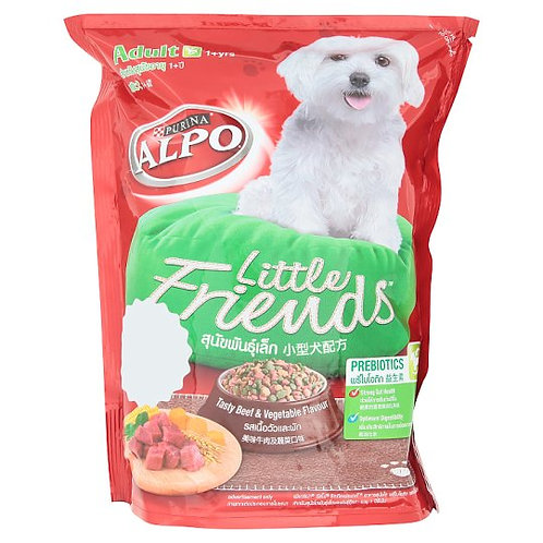 Alpo Little Friends Puppy Beef & Vegetable Prebio 450G