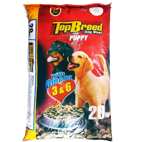 Top Breed Puppy 20KG