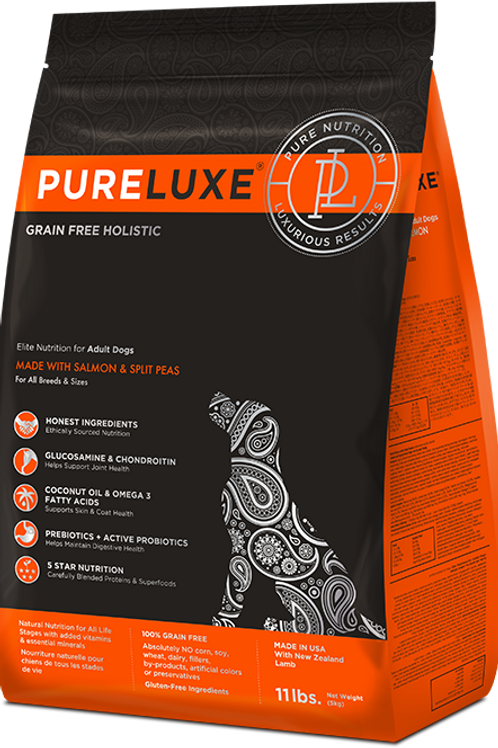 Pureluxe Adult Salmon Dog 10.91KG