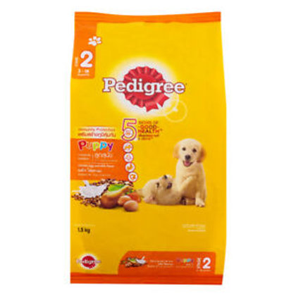 Pedigree Puppy Chicken, Egg & Milk 1.5KG