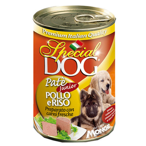 Special Dog Junior 400G Case (24pcs)