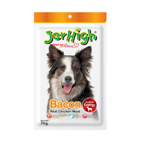 Jerhigh Treats - Snack Bacon (ONE day advance ordering)