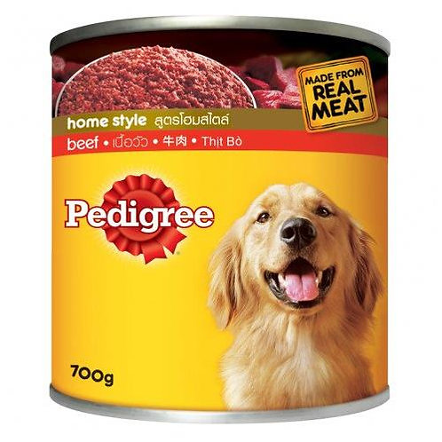 Pedigree Beef 700G (Cost for 2pcs)