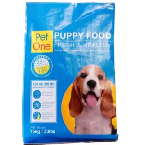 Pet One Puppy 15KG