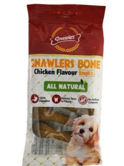 "Gnawlers Dental Care 3"" Chicken (ONE day advance ordering)"