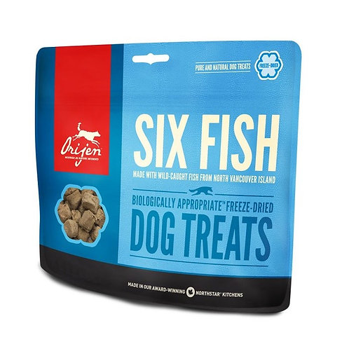 Orijen Six Fish Dog Treats 42.5G