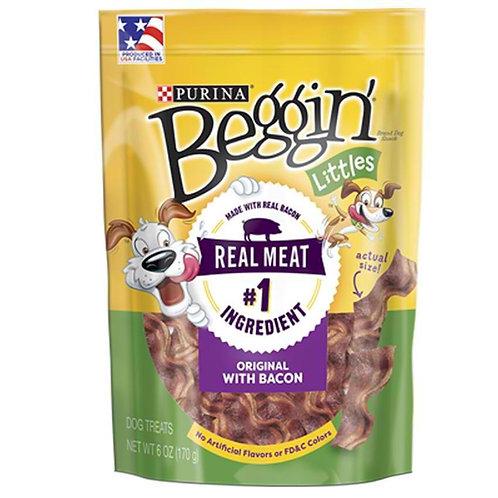 Beggin' Littles Bacon 170G