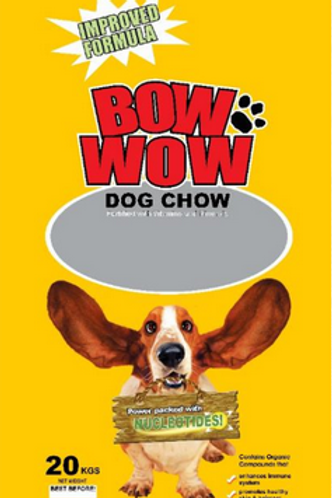 Bow Wow Adult Dog Chow 8KG