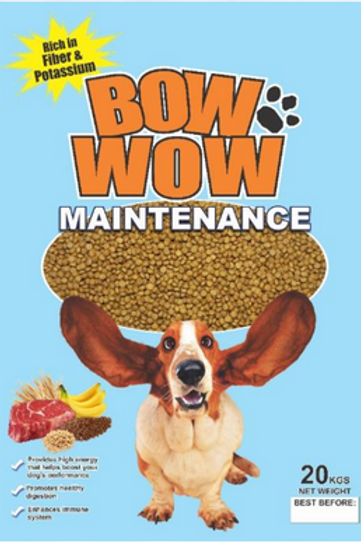 Bow Wow Adult Maintenance 20KG