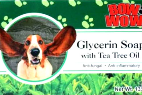 Bow Wow Teatree Transparent Soap 135G