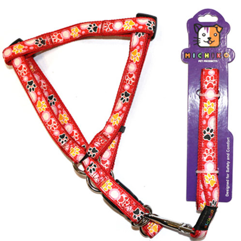Pattern Lead+Harness Set - Large