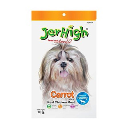 Jerhigh Treats - Carrot (ONE day advance ordering)