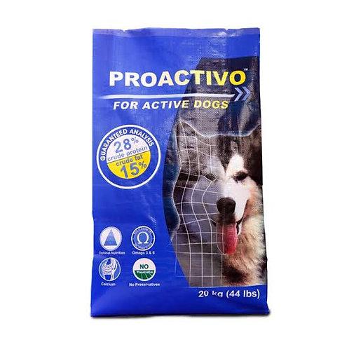 Pet One Proactivo 20KG