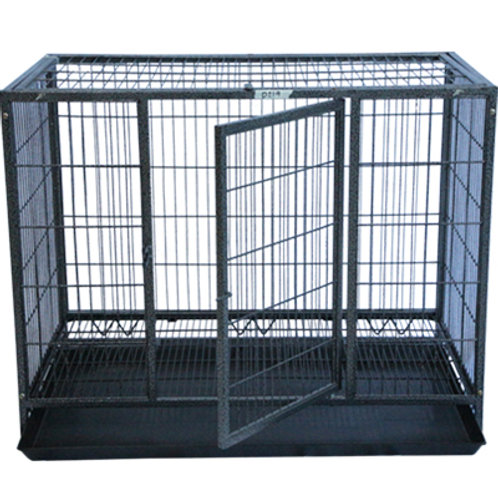 D219 Tube Dog Cage