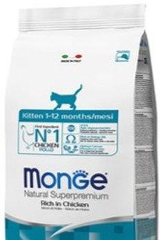 Monge - Kitten - Breeder's Bag 10KG (ONE day advance ordering)