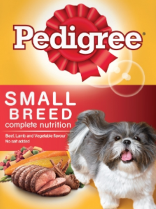 Pedigree Small Beef, Lamb & Vegetable 20KG