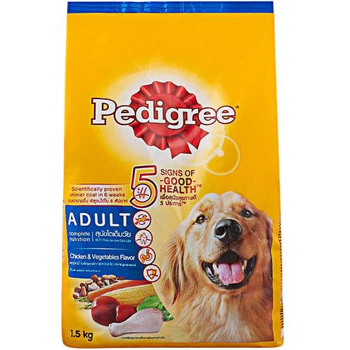 Pedigree Chicken & Vegetable 1.5KG