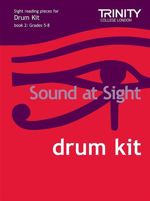 Sound At Sight Drum Kit (Grades 5-8) (Instrumental Solo)