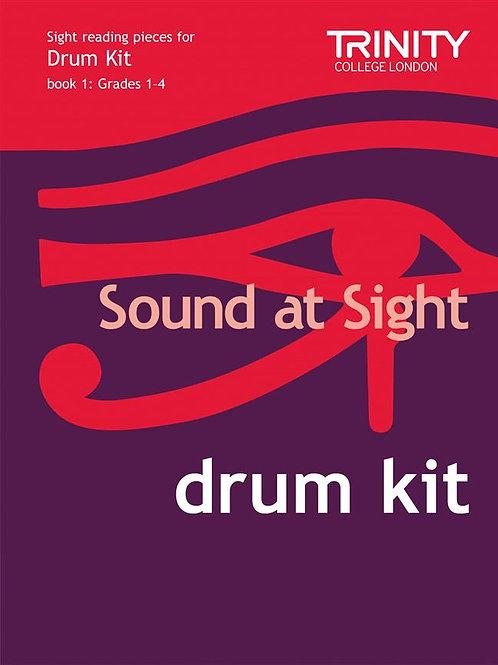 Sound At Sight Drum Kit (Grades 1-4) (Instrumental Solo)