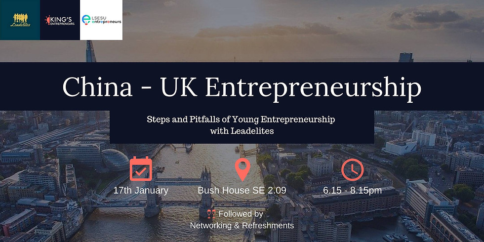 How to Become a China-UK Entrepreneur (1)