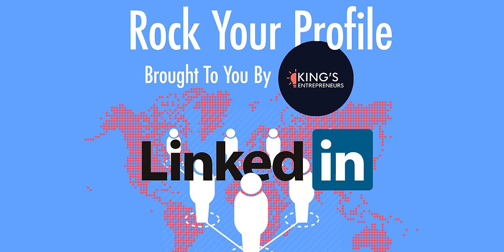 Rock your profile with LinkedIn!