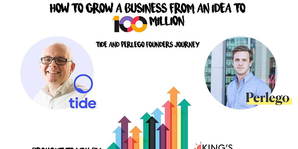 From Idea to 100 Million