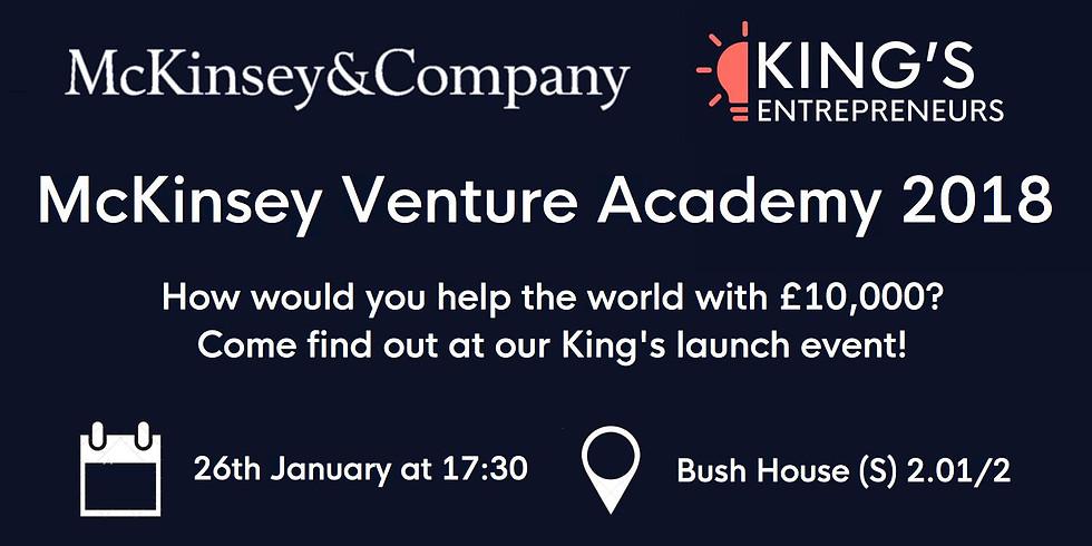 McKinsey Venture Academy