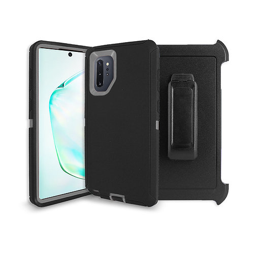 SAMSUNG GALAXY NOTE 10 PLUS CASE HYB02C L3 BKGY