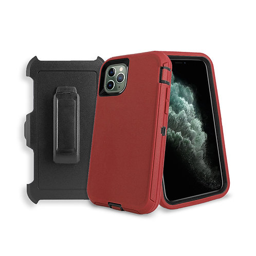 IPHONE 11 PRO CASE HYB02C L2 RD