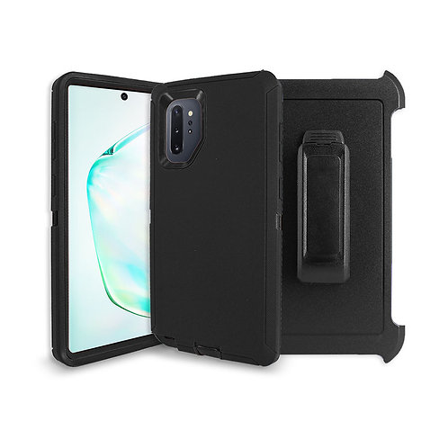 SAMSUNG GALAXY NOTE 10 PLUS CASE HYB02C L3 BKBK