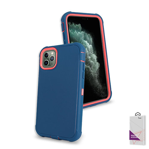 IPHONE 11 PRO CASE HYB12 L2 BL