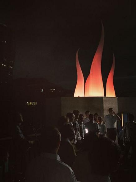 Towair Flame