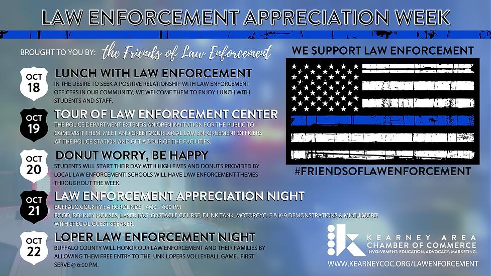 Law Enforcement Appreciation Week Schedule.png