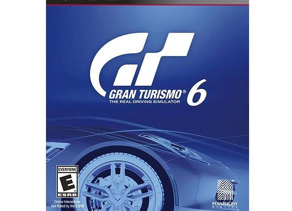 Gran Turismo 6 para PS3 (DESTAPADO)