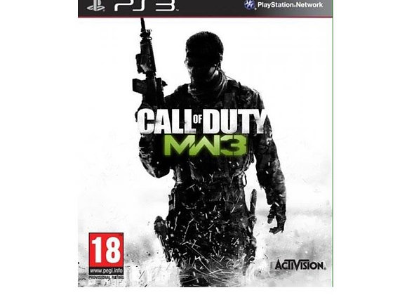 Call of Duty MW3 para PlayStation 3 (DESTAPADO)