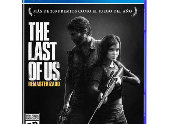 The Last Us Parte1 Remasterizado