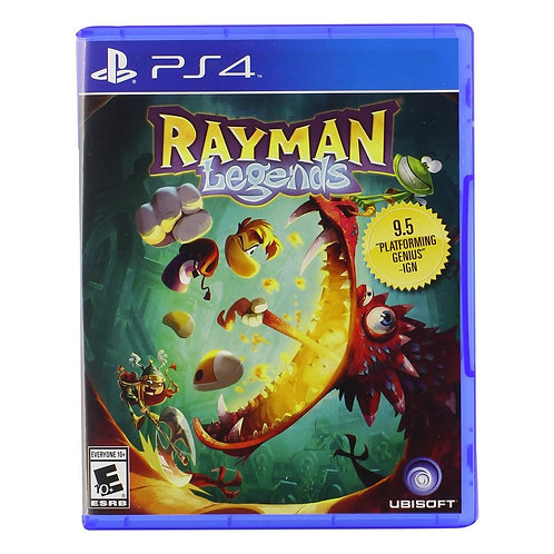RAYMAN LEYENDS PS4