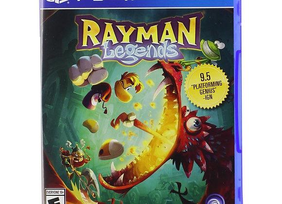 RAYMAN LEYENDS PS4