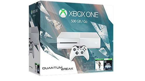 XBOX ONE QUANTUM BREAK 500 GB