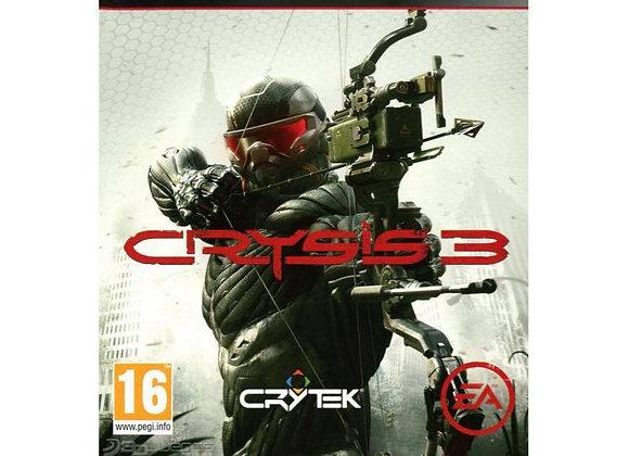 Crysis 3 Para PS3 (DESTAPADO)