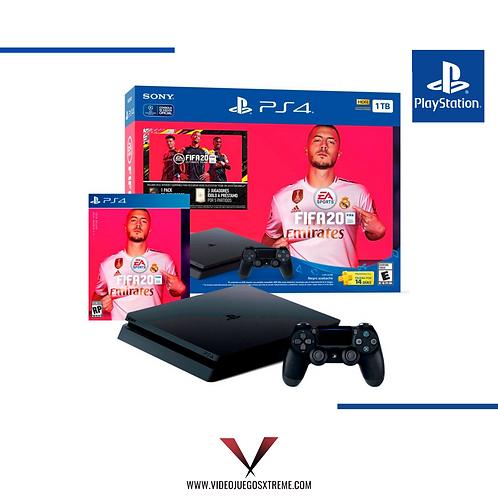 PS4 1TB+ FIFA 20+ 1 CONTROL