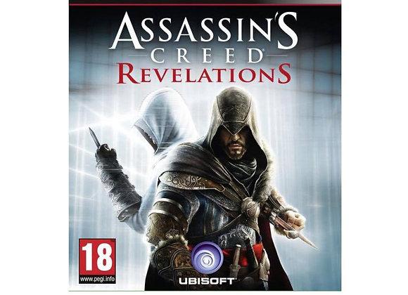 Assassin's Creed Revelations para PS3 (DESTAPADO)