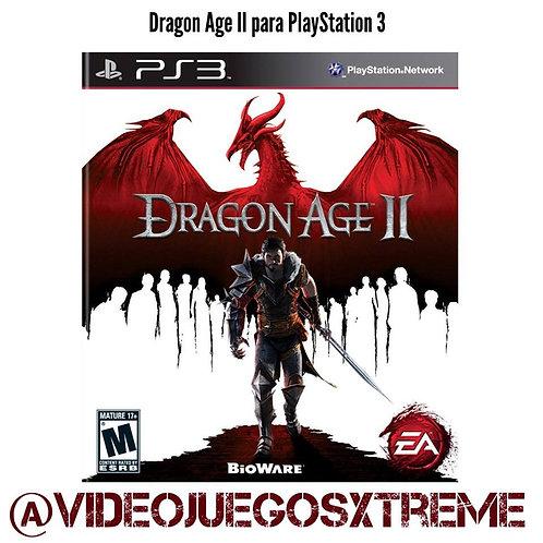 Dragon Age II para PS3 (DESTAPADO)