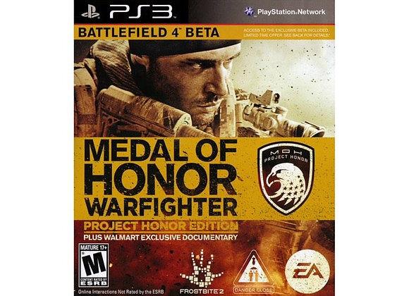 Medalla de Honor Warfigther para PS3 (DESTAPADO)