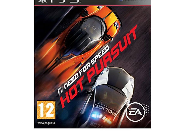 Need for Speed Hot Persuit para PS3 (DESTAPADO)