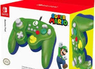 Control Verde GameCube Club Nintendo Mario