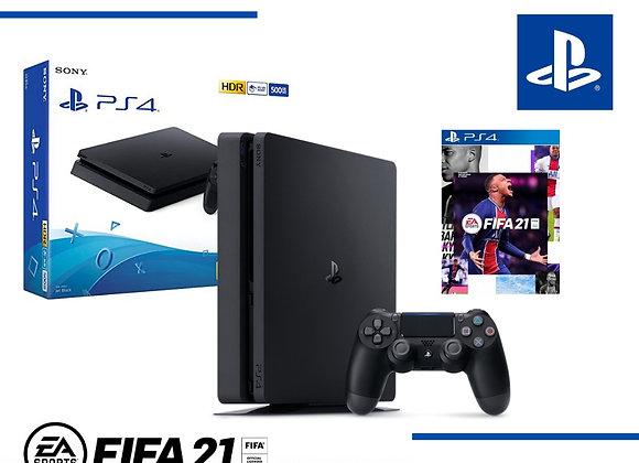 PS4 1TB+ FIFA 21+ 1 CONTROL