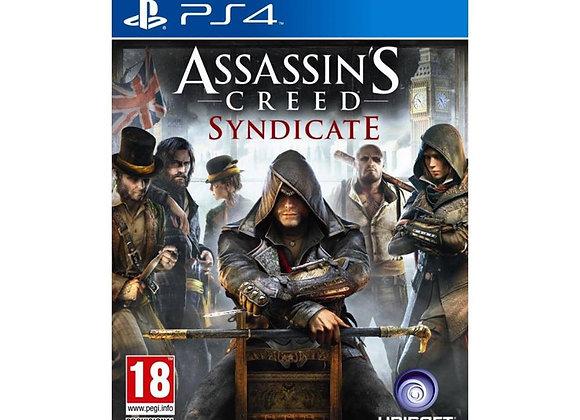 Assassin's Creed Syndicate para PS4 (DESTAPADO)
