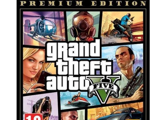 GTA 5 edición premium