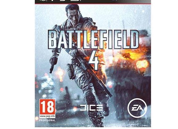 Battlefield 4 para PS3 (DESTAPADO)